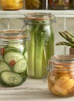 Kilner Round Clip Top Storage Jar